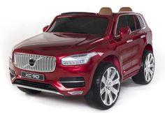 Volvo kétszemélyes piros elektromos kisautó!  http://www.kicsikocsibolt.hu/akciok/volvo-xc90-2-szem%C3%A9lyes-lakkozott-piros-elektromos-kisaut%C3%B3-detail.html