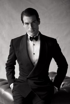 Tuxedo-Single or double breasted semi formal jacket, with a notched or shawl collar, (usually satin); worn with matching trousers, evening shirt, Bow tie, and cummerbund; named after country club at tuxedo Park, NY.
