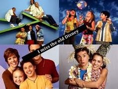 I miss the old Disney channel shows!