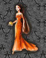 Disney High Fashion - Pocahontas