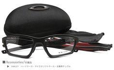 【楽天市場】オークリー メガネ OAKLEY [CROSSLINK SWEEP クロスリンクスウィープ] OX8033-0555 【送料無料・代引手数料無料】【 オプションで伊達めがねや度数付き眼鏡に】 glasspapa:グラス・パパ