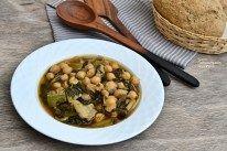"""""""Γιουβέτσι"""" με τόνο (ή άλλο ψαρικό κονσέρβας) - cretangastronomy.gr Black Eyed Peas, Beans, Vegetables, Food, Essen, Vegetable Recipes, Meals, Yemek, Beans Recipes"""