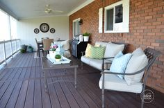 Outdoor Patio and Deck - great ideas