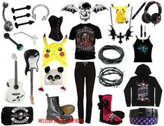 emo clothing for girls | tumblr_mg0monObpF1s0gy96o1_500.jpg
