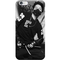 Amazon.com: BTS Cellphone Case Bangtan Boys Grunge Series JUNGKOOK... ($16) ❤ liked on Polyvore featuring bts and phone case