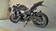 My Kawasaki Z750R
