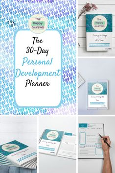 personal development   personal development plan   personal development tools   planner printables   planner organization   productivity tips   productivity planner   Focus your mind on your projects and goals. Tackle and reshape your to-do lists once and for all. Set positive intentions for the day ahead. Build amazingly positive new habits that stick. Track how you feel each and every day!