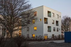 Gallery of Bremer Punkt / Lin Architects Urbanists - 12