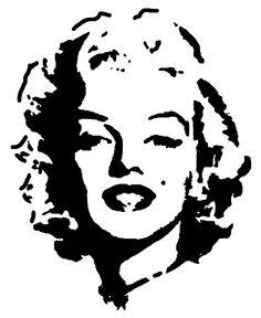 Marilyn Monroe « Nail Art Express