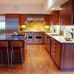 Popular Laminate Kitchen Cabinet Refacing Picture Ideas