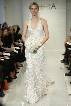 Theia: Vestidos de novia 2014 para otoño [Fotos]