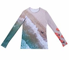 Photo Real Graphic Tee Shirt by @Gray Malin