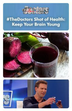 DAILY RX: Love wellness shots? Check out #TheDoctors Shot of Health! We're calli...