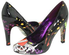 Not only are they hideously ugly, but they're Ed Hardy, too!