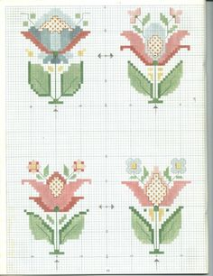 Jo Sonja's Counted Designs