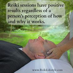 Regardless of knowing how or why...Reiki works.