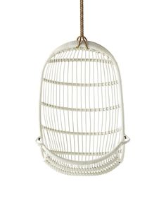 New Riviera Rattan Hanging Porch Swing by Sika Design Patio Garden Furniture. offers on top store Hanging Swing Chair, Swinging Chair, Hanging Chairs, Swing Chairs, Ceiling Hanging, Eames Chairs, Bar Chairs, Rattan Chairs, Office Chairs