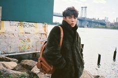 Very cute Minho from SHINee❤️❤️❤️