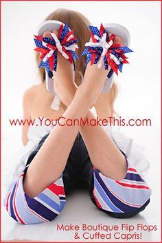Make Boutique Flip Flops