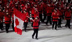 Canada at the 2014 Winter Olympics!