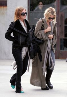 Style Profile: The Olsen Twins