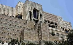 Frank Lloyd Wright's Ennis House Bought by Ron Burkle