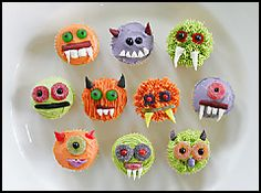 Halloween Cupcake Ideas From Colorado | Post Punk Kitchen | Vegan Baking & Vegan Cooking
