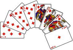 Le jeu de 32 cartes est l'un des supports de la cartomancie. La couleur des cartes est très significative pour l'interprétation des tirages. Le rouge et le coeur tarite du domaine sentimentale, aux émotions, ...
