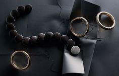 Editorial jewelry  IO Donna Magazine