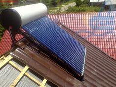 panou solar boiler incorporat