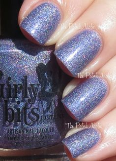 The PolishAholic: Girls Bits Fall 2013 Fall Season Premiere Collection Swatches