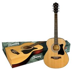 Ibanez IJVC50 Acoustic Guitar Starter Pack