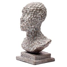 This is the second piece I sculpted in my Coral series-  Brain coral bust  Bronze  1/10 20 x 12 x 15 cm  2013  ______________________________________  http://ift.tt/2d1QyL3  _______________________________________  #stanislawtrzebinskisculpture #capetownartist #kenya #sculpture #bronzesculpture #contemporary #contemporarysculpture #bronzesculpture #trzebinskiart #stanislawtrzebinski #underwatersculpture #southafricanartscene #visuals  #anatomicalart #nude #fitness #muscles #tissues…