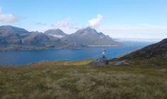 #Skottind . #Ballstad #Lofoten #HattvikLodge Lofoten, Great View, Four Square, Scenery, Hiking, Travel, Walks, Viajes, Landscape