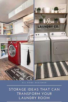 Laundry Room Storage Ideas #laundryrooms Laundry Room Storage, Laundry Room Design, Laundry Rooms, Laundry Room Inspiration, Laundry Drying, Storage Ideas, Room Ideas, Home Appliances, Classy