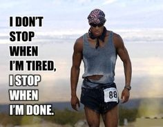 David Goggins...... Ultra Marathon runner. And the only member of the U.S. military to complete Navy Seal hell week (3X's) , AirForce TACP, and Army Ranger school. Lost 100 pounds in 2 months to join the SEAL's and regularly runs 100-150 mile races for