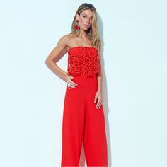 RED + Renda: Mais feminino, impossível!#reginasalomao #SunsetVibesRS #SS17