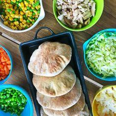 Få opskriften på lækre glutenfri pitabrød (low FODMAP) Lchf, Keto, Celiac, Good Healthy Recipes, Fodmap, Ethnic Recipes, Nye, Food, Celiac Disease
