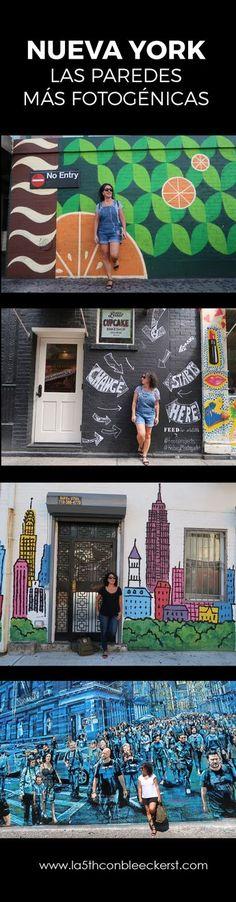 [GUÍA] Los mejores murales para fotos en Nueva York ACTUALIZADO 2017 >> http://www.la5thconbleeckerst.com/2014/12/paredes-nueva-york-hacer-fotos-selfies.html