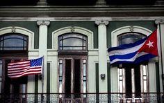 Estados Unidos anuncia la apertura de su embajada en Cuba