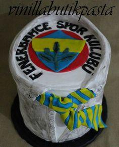 Taraftar pasta FB pasta Fenerbahçe pasta