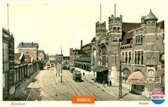 Station Haarlem (jaartal: 1920 tot 1930) - Foto's SERC