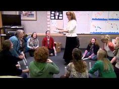 Maori Sticks Activity for  - Follow the Prophet - Sharla Dance - YouTube