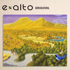 風景画,青い鳥と秋の日のドライブ車を止めて深呼吸/野鳥,バードウォッチング,ドライブ,紅葉,丘,景色,山,家族,ファミリー風景画,青い鳥と秋の日のドライブ車を止めて深呼吸/野鳥,バードウォッチング,ドライブ,紅葉,丘,景色,山,家族,ファミリー