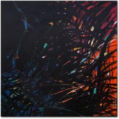 «Fractals-001» Akryl på lerret - 102x102 cm Pris - kr 9.800,- Tilgjengelig også på papir, akryl- og aluplater. Kunstner - Youri Ivanov