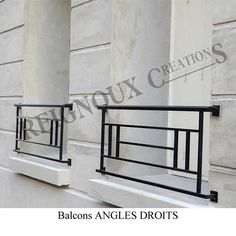 Balconies and Guardrails