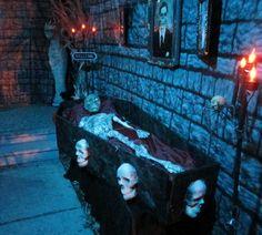 Halloween room inspiration