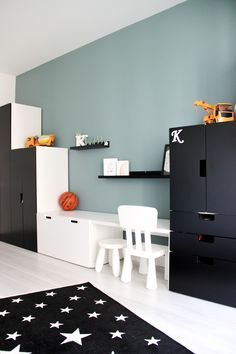 Ikea Baby Room, Baby Room Design, Kids And Parenting, Baby Boy, Kids Rugs, Boy Names, Bedroom, Modern, Beautiful Pictures