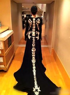wildfox couture spine dress. im not emo, guys but this is absolutely amazing.