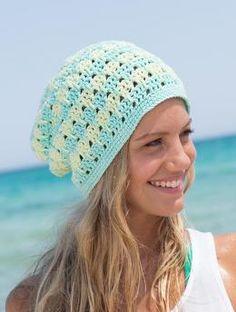 Free Crochet Pattern: Slouchy